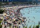 Bayramda oteller doldu taştı! Turizmciler bayram ediyor